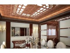 云时代全屋整装中式客厅