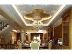 云时代全屋整装-欧式客厅