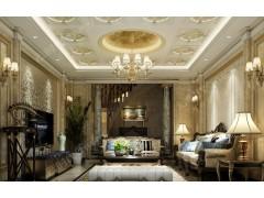 云时代全屋整装-法式客厅
