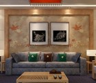 卡帝龙集成顶墙艺术系列产品效果图