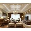 星雅图顶墙集成欧式风格-古典欧客厅