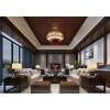 星雅图顶墙集成欧式风格-新中式客厅