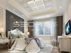 选择赛华简欧风格顶墙,装出不一样的奢华感受!