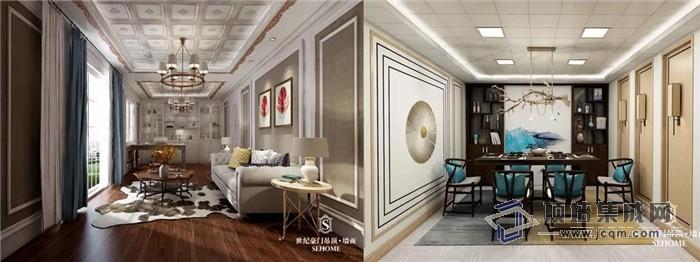 世纪豪门墙板让家提升3个档次,这也太神奇了吧!