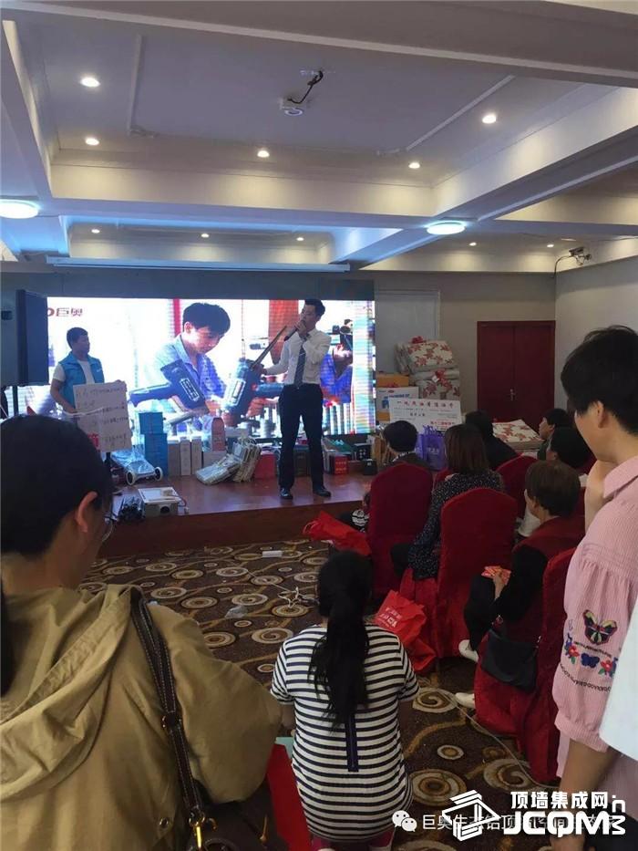 巨奥热情赶赴东阳举办第十二届家装节