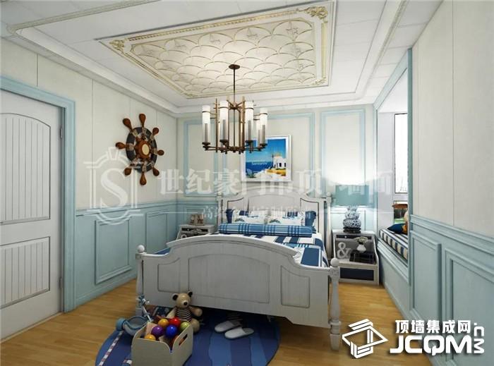 家装就别再用大白墙了,世纪豪门墙板任你选