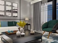索菲尼洛全屋整装新中式与现代风装修效果图