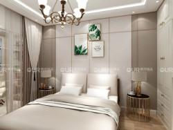 奥华墙品现代风卧室系列