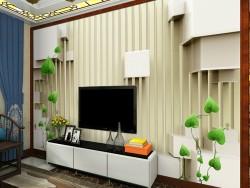 饰纪尚品集成墙面定制背景墙,绿色环保无甲醛
