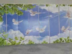 粤鲁湘 好看的背景墙设计,舒适的生活享受