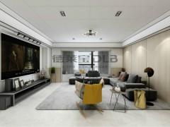德莱宝大板家居装修,轻奢家居装修风格效果图