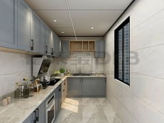 德莱宝厨房大板吊顶图片,厨房装修效果图
