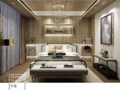 鼎美顶墙卧室装修图片,现代风格装修效果图