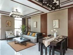 鼎美顶墙集成-中式古典风格-客厅