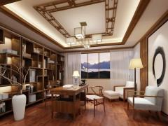 鼎美顶墙集成木泥材系列产品装修效果图
