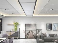 凯兰顶墙集成-客厅大板顶