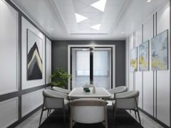 欧斯宝墙板-现代风格光合木墙板
