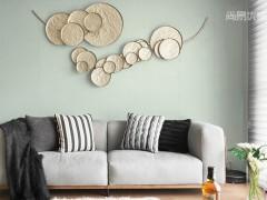 尚易优家集成墙面木纹系列产品装修效果图