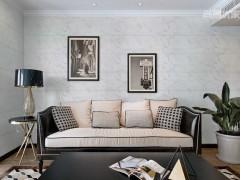 尚易优家集成墙面光面系列图片,客厅背景墙装修效果图
