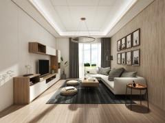 蓝姆特顶墙iMAX大板图片,客厅简约风格装修效果图