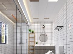 美尔凯特吊顶浴室装修效果图