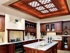 奇力集成吊顶图片,厨房吊顶中式风格效果图