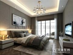 卧室背景墙设计就找凯兰,演绎不一样的高级感! (1498播放)