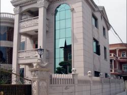 GRC材料,广东GRC构件,饰纪上品贴合项目的设计理念