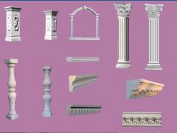 广东GRC材料,GRC构件,饰纪上品,多年以来于产品研制开发