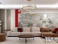 奥华分享的现代风家装案例,助你打造温暖又舒适的家