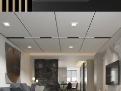 世纪豪门全屋整装:引领新潮流的大板吊顶,新家更有范! (1185播放)