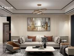 顶上整装定制背景墙装修效果图,客厅背景墙效果图