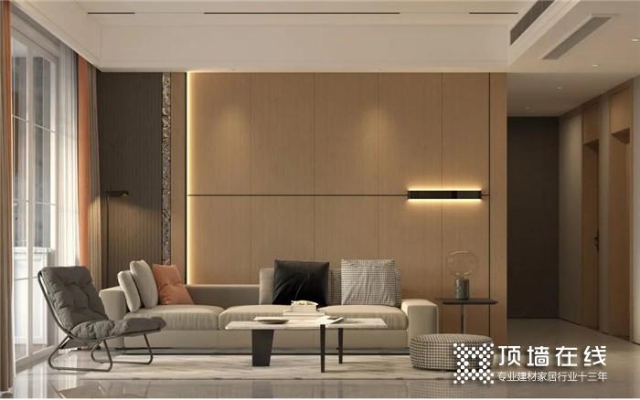 墙面还能大做文章?海创这些客厅、卧室背景墙太好看了,赶紧免费预约!