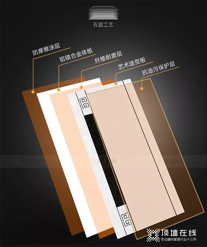 吉柏利新品速递!全新铝扣板,以高端品质诠释空间美学!