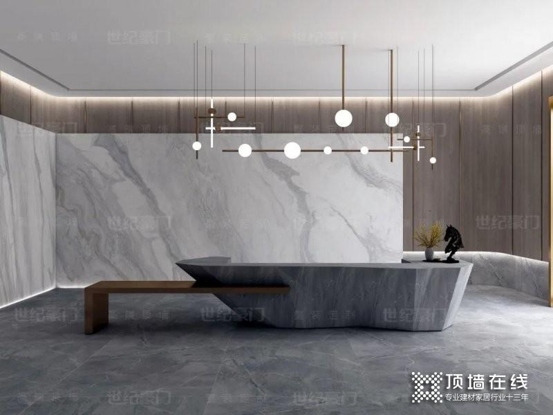 世纪豪门新品超薄人造石数码岩板将自然之美悉数呈现!_6