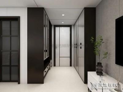 看人家这套75m²现代风二居室每一处都是细节!