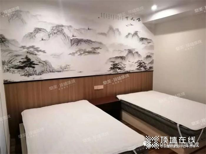 鼎美顶墙集成工装特辑之酒店餐饮